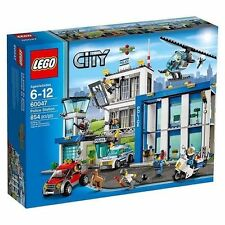 60047 POLICE STATION lego NEW city town SEALED legos set retired headquarters hq