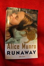 Runaway by Alice Munro (2005, Paperback) Winner of Giller Prize Used Paperback