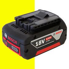 Bosch Wechsel-Akku GBA 18V 5,0Ah Li-Ion Ersatzakku GBA 18 V 5,0 Ah 1600A002U5