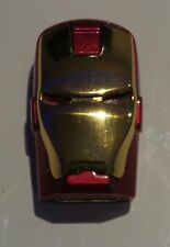 Iron Man Mask Usb Stick 64gb Memory Card Keyring Flash Super Hero Gift Computer