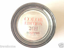 Bourjois Color Edition 24hr Cream to Powder Eyeshadow (01) Merveille D'Argent