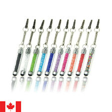 5x Crystal Stylus Pens for Cell Phones - iPhone, iPad, Samsung, etc