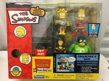 New THE SIMPSONS TREEHOUSE OF HORROR TOYS R US EXCLUSIVE COLLECTOR'S LAIR