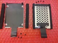 Thinkpad T61 X201T R60E R61E R500 W510 Z61M HDD Caddy tray rail, screws