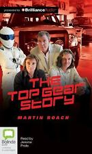 The Top Gear Story by Martin Roach (2012, CD, Unabridged)