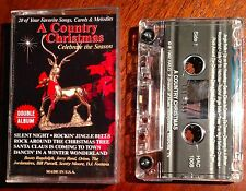 A Country Christmas Cassette 20 of Your Favorite Songs