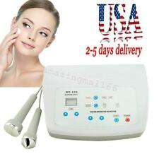 USA Ultrasound Facial Body Skin Massager Pain Therapy Ultrasonic Machine 1Mhz