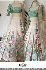 New Designer Bollywood Lehenga Choli Party Traditional Wedding Bridal Lehenga