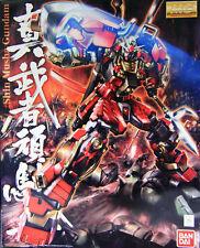 New Bandai MG 0153804 GUNDAM Shin Musha Gundam 1/100 scale kit Japan