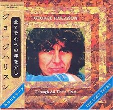 GEORGE HARRISON The Lost Tapes Through All Those Years CD MINI LP