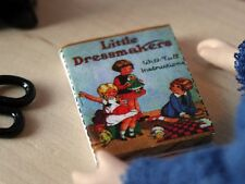 1/12 Dolls House Miniature    Little Dressmaker Book  HJ94