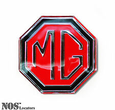 MGB & Midget 1970-72 Octagonal Front Grille Badge NEW - SALE