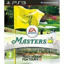 Tiger Woods Pga Tour 12 : The Masters - Move Compatible (PS3), Good PlayStation