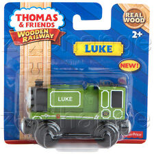 USA LUKE Thomas Wooden Train Engine railway NEW