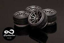 "Factory81 RM025 1/24 18"" XXR527 Rim Set (4 Wheels with Tyres)"