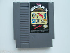 Classic Concentration (Nintendo NES, 1990) Game Only--Tested (NTSC/US/CA)