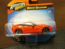 ADVENTURE WHEELS MAISTO 2014 CORVETTE STINGRAY  NEW SEALED