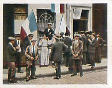 Mobilisation Collection Agency France Deutsches Heer WWI WELTKRIEG 14/18 CHROMO