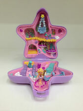 POLLY POCKET 1992 Fairy Fantasy *COMPLETE w/GOLD LOGO still visible *
