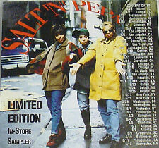 SALT 'N' PEPA ~ LIMITED EDITION ~ In-Store Play ~ 1994 Tour Promo DJ CD ~ RARE