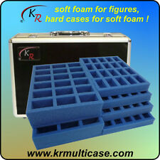 KR Multicase and trays for 36 cavalry & 80 troops, 28mm, 25mm, or 20mm (E-218)