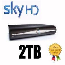 2TB AMSTRAD SKY PLUS HD BOX DRX890 - RF OUTPUTS - 2TB UPGRADED STORAGE