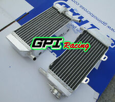 ALUMINUM ALLOY RADIATOR FOR HONDA CRF250R 2004-2009/CRF250X 2004-2016