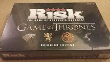 NUOVO!!! rischio GAME OF THRONES schermaglia Edition-Board Game-Nuovo e Sigillato