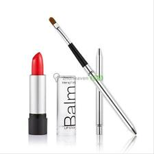 Portable Travel Retractable Lip Eyeliner Brush Makeup Cosmetic Lipstick Brushes