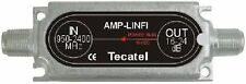 ECONOMIC AMPLIFIER OF SIGNAL of SATELLITE 20dB -shipping from Spain