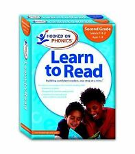 Hooked on Phonics Learn to Read - Second Grade: Levels 1&2 Complete Ages 7-8