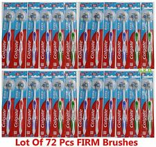 Lot Of 72 Pc Colgate Toothbrush Extra Clean Full Head FIRM Brushes #95 WHOLESALE