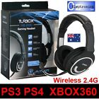 Wireless Gaming Headset Universal - PS4, PS3, XBOX 360 - Headphones & Microphone