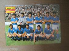 POSTER=ITALIA CAMPIONE DEL MONDO 1982=CM 53X39=PUBBLICATO NEL 1982
