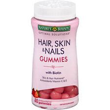 Nature's Bounty Hair, Skin & Nails, Gummies