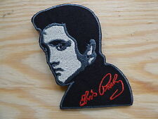0002 ECUSSON PATCH THERMOCOLLANT ELVIS menphis rockabilly rock sun record king