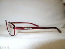 Gafas Ray Ban Childs Titanio Marco Completo Rojo RB 1018T 3021 45-16 125