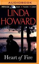 Heart of Fire by Linda Howard (2015, MP3 CD, Unabridged)