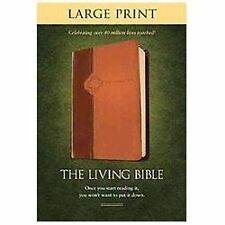 The Living Bible (2013, Imitation Leather, Large Type)
