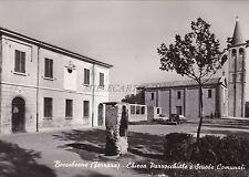 BOCCALEONE - Ferrara - Chiesa Parrochiale e Scuole Comunali