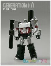 Transformers toy Generation GT-01G Tyrant Hercules Privilege assembled Megatron