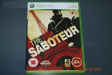 The Saboteur Xbox 360 UK PAL **FREE UK POSTAGE**