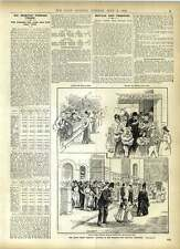 1902 Holborn And Islington Sketches Outside Agricultural Hall