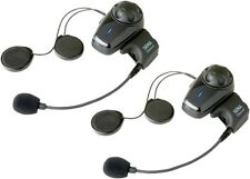 Sena SMH10D-10 Bluetooth Headset/Intercom System, Dual