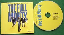 The Full Monty Music from Motion Picture Soundtrack Anne Dudley Irene Cara + CD