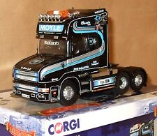 Corgi CC12827 Scania T Cab Moyle Bulk Transport of Antrim *NEW*