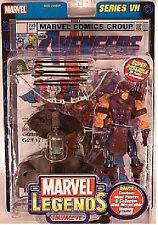 MARVEL LEGENDS SERIES VII (7) HAWKEYE W/ANTMAN ON ARROW FIGURE! MIP! AVENGERS