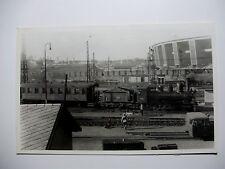 HUNG076 1958 M.A.V HUNGARY RAILWAYS - Steam Locomotive No333-001 B'Pest Hungary