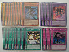 Masked Hero / Elemental Hero Deck * Ready To Play * Yu-gi-oh