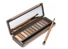 NEW  NAKED 2 12 COLOURS EYESHADOW PALETTE NUDE UK FREE